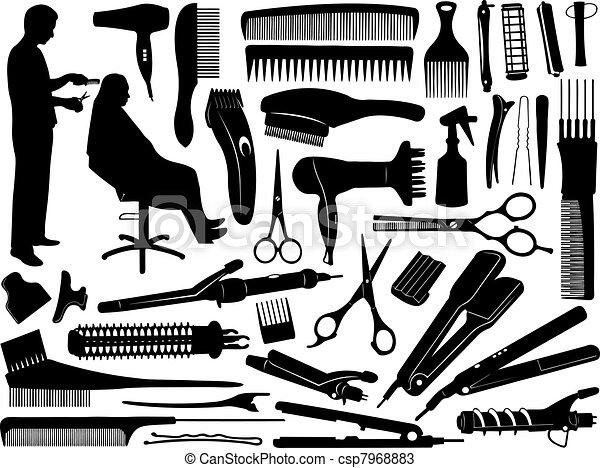 Hair accessories - csp7968883