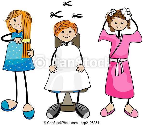 Hair Care Kids
