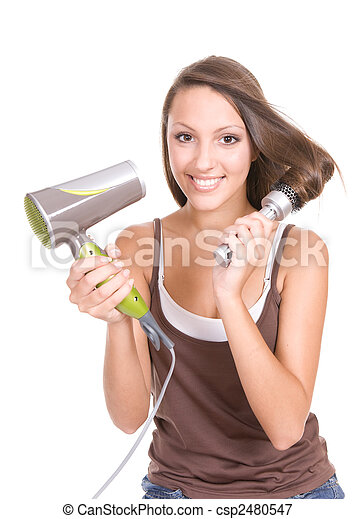 hair care - csp2480547