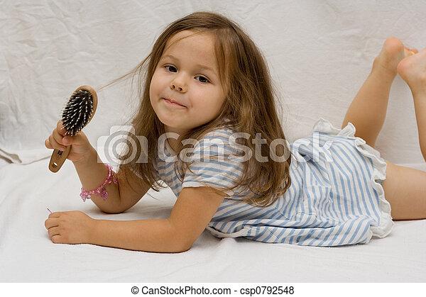 Hair care - csp0792548