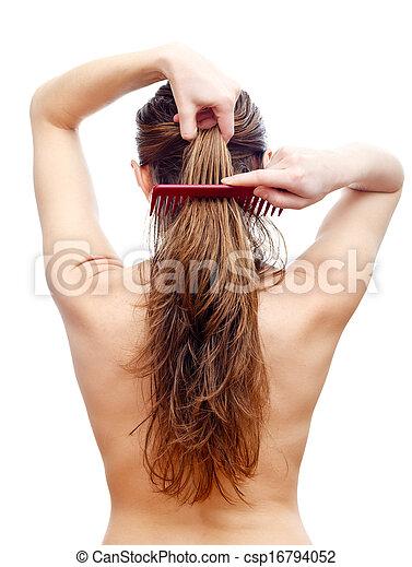 Hair care - csp16794052
