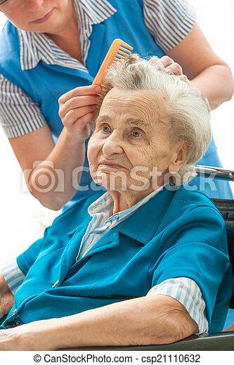 Hair care - csp21110632