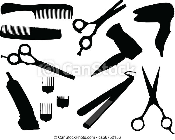 Hair equipment - csp6752156