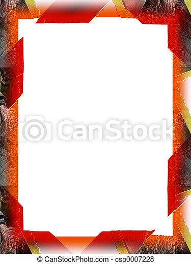 Hair Poster - csp0007228