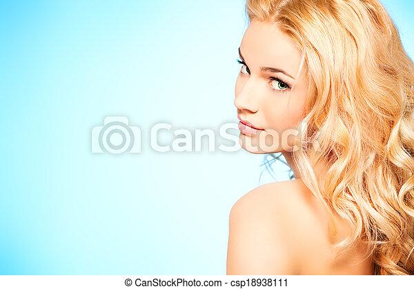 hair salon - csp18938111