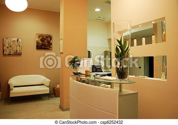 Hair salon - csp6252432