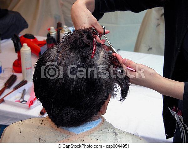 Hairdresser - csp0044951