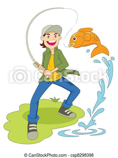 halászat - csp8298398
