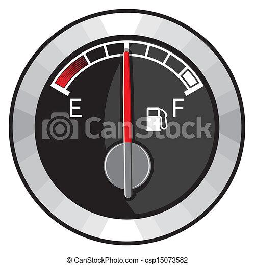 Half gas tank - csp15073582
