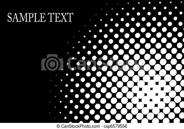Halftone pattern background csp6579556