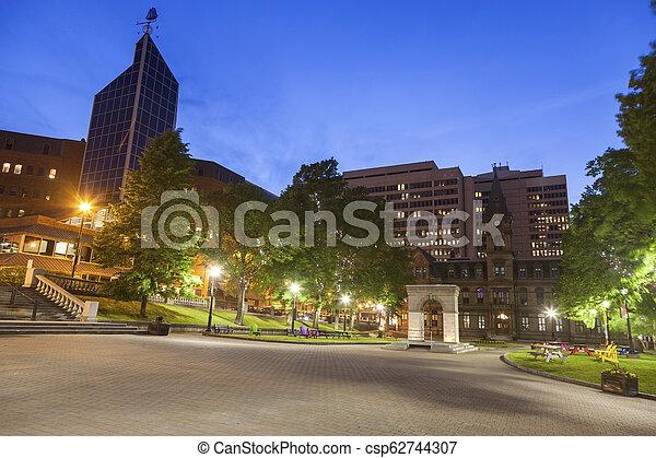 Halifax City Hall - csp62744307