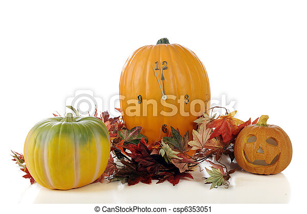 Halloween Approaching - csp6353051