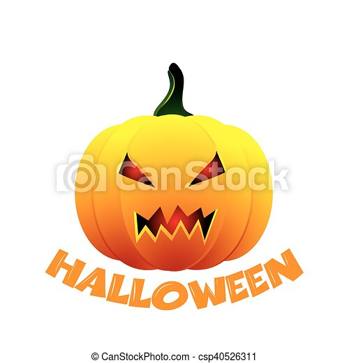 Halloween background - csp40526311