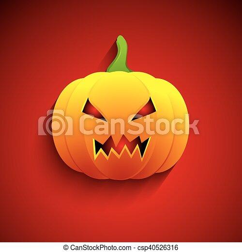 Halloween background - csp40526316