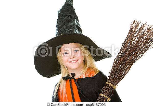 Halloween child - csp5157093