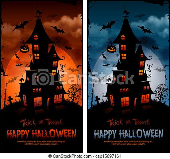 Halloween  - csp15697161