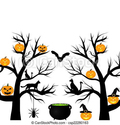 Halloween - csp22280163