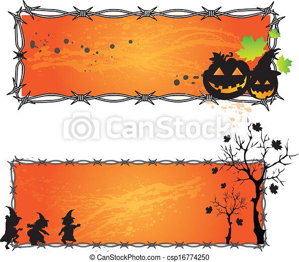Halloween - csp16774250