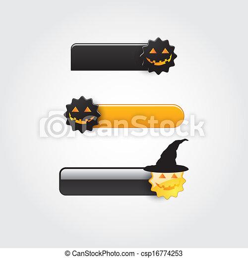 Halloween - csp16774253