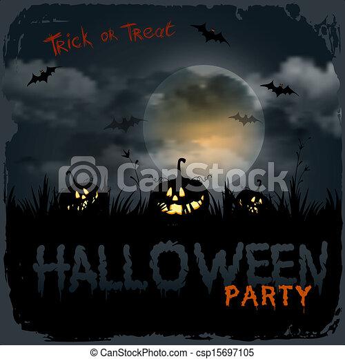 Halloween - csp15697105