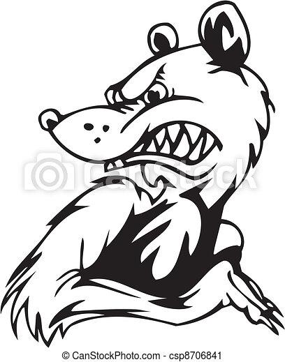 Noche de Brujas: ilustración del vector - csp8706841