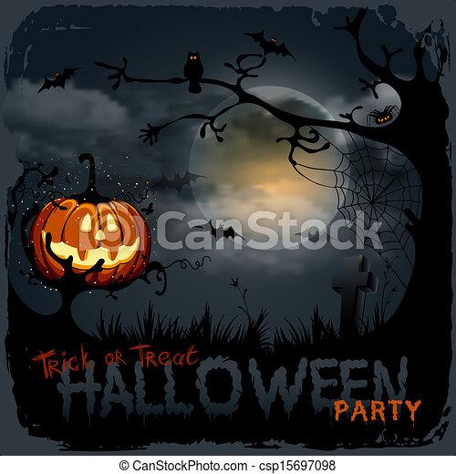 Halloween - csp15697098