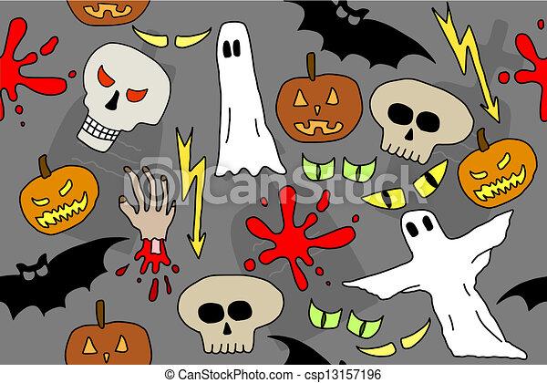 Halloween - csp13157196