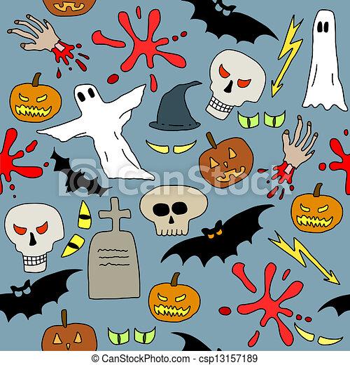 Halloween - csp13157189