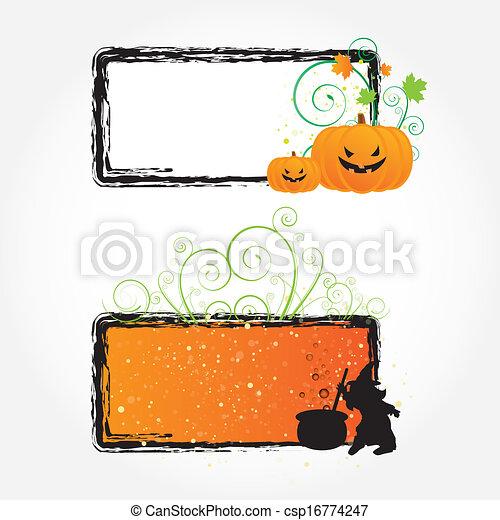 Halloween - csp16774247