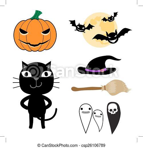 Halloween - csp26106789