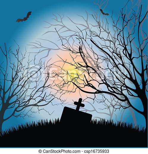 Halloween - csp16735933