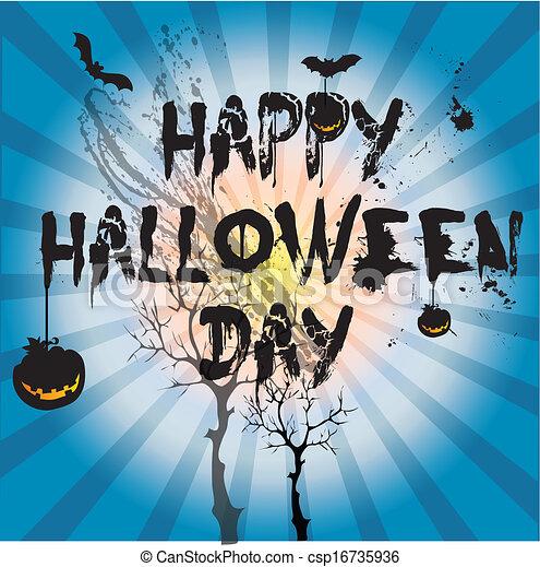 Halloween - csp16735936