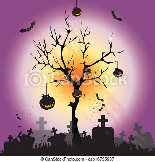 Halloween - csp16735937