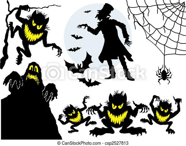 Halloween - csp2527813