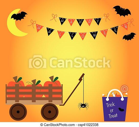 Halloween - csp41022338