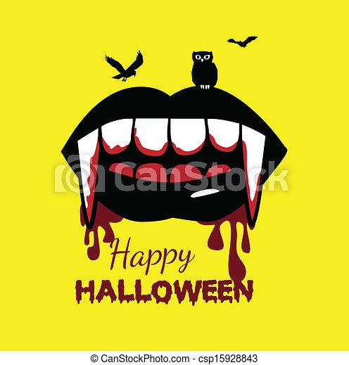 halloween, felice - csp15928843