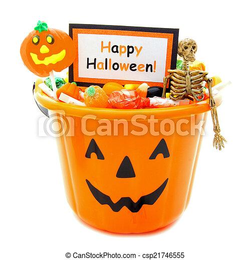Feliz Halloween - csp21746555