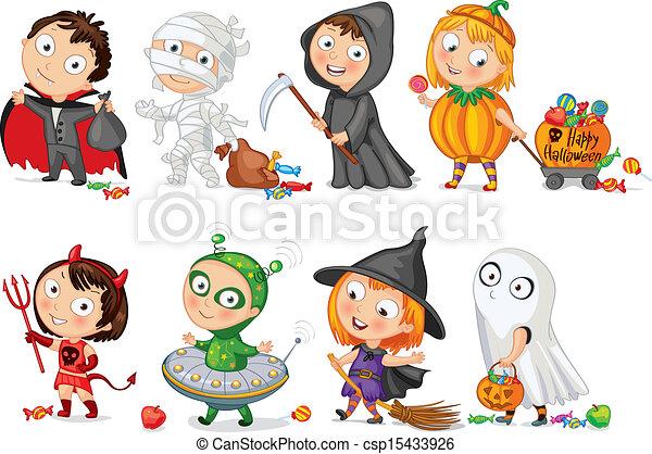 Feliz Halloween - csp15433926