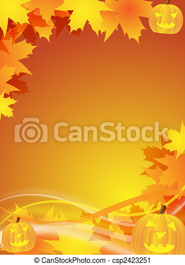 halloween flyer background abstract halloween background design