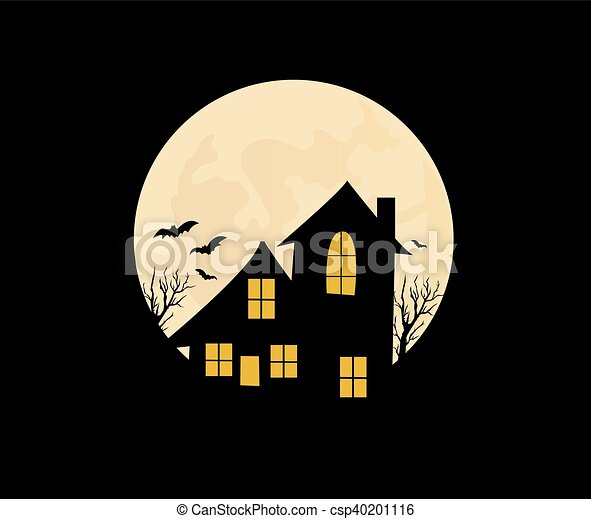 halloween, fond - csp40201116