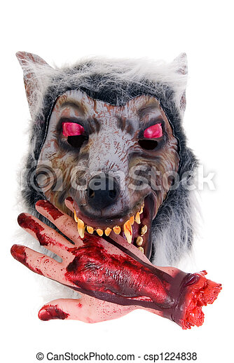 Halloween, fun and creepy - csp1224838