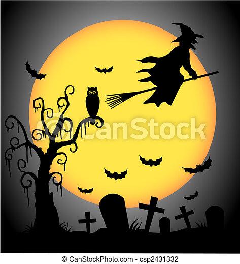 Halloween - csp2431332