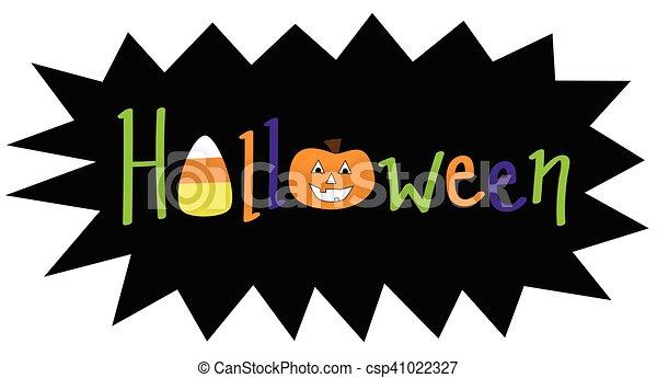 Halloween - csp41022327