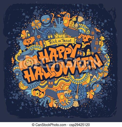 Halloween - csp29425120