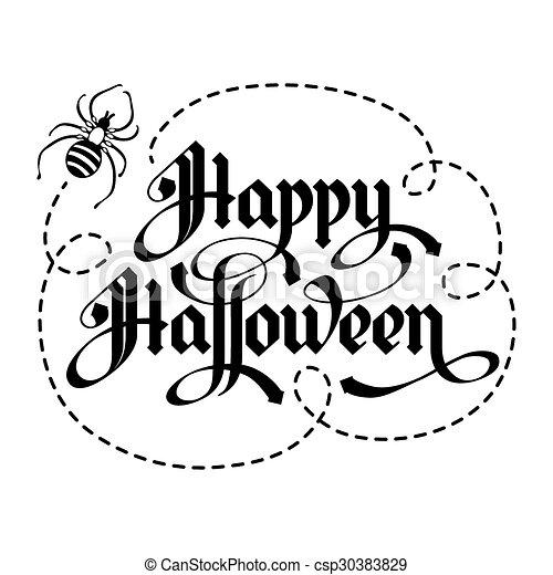 Halloween - csp30383829
