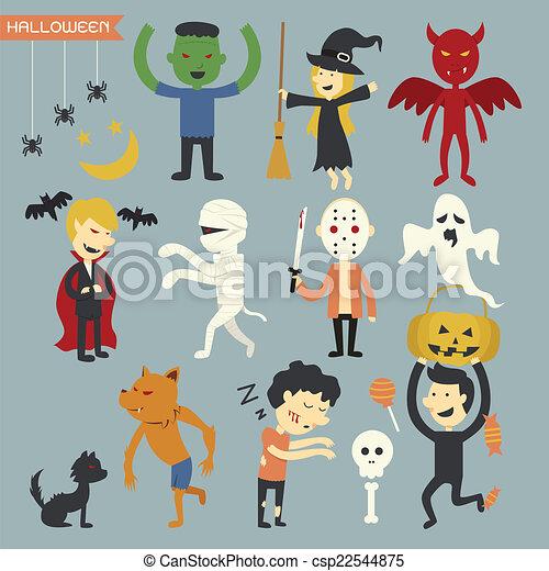 Halloween - csp22544875