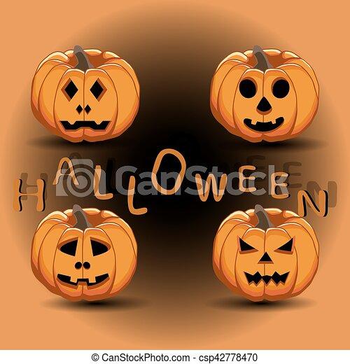 halloween - csp42778470