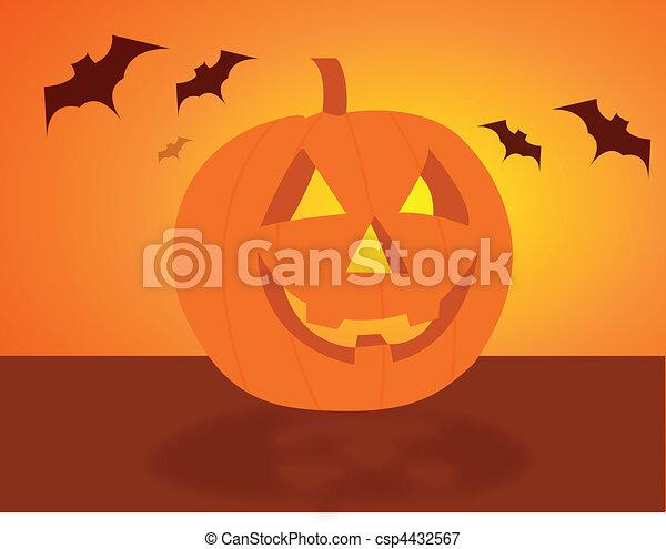 Halloween - csp4432567
