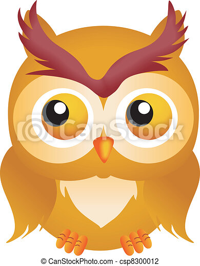 Scalable vectorial image representing a halloween owl,... vector ...