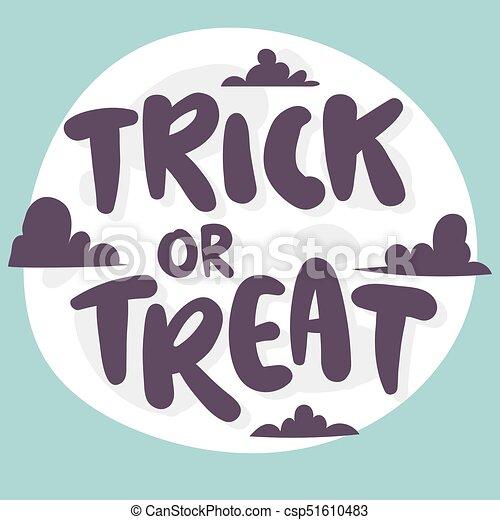 Halloween Party Celebration Holiday Brochure Invitation Cards Vector Illustration